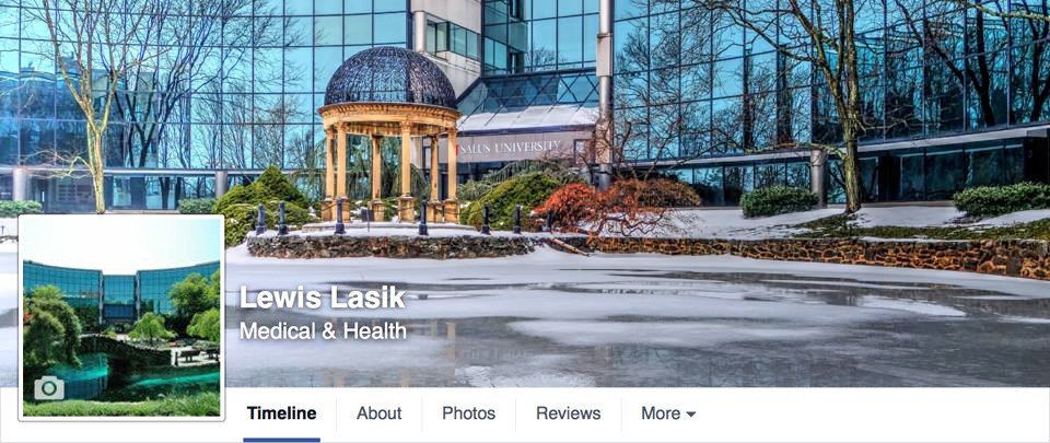 LewisLASIK on Facebook
