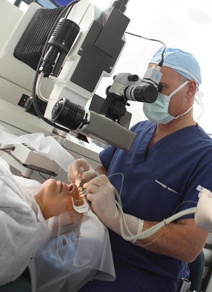 Premier Surgeon Photo Feature Premium care through superior technology